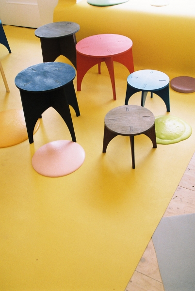 Pop-Up Stool